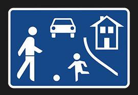 Verkehrsschulung der Vorschulkinder